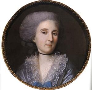 Княгиня Н.В. Салтыкова, портрет 1784 г.