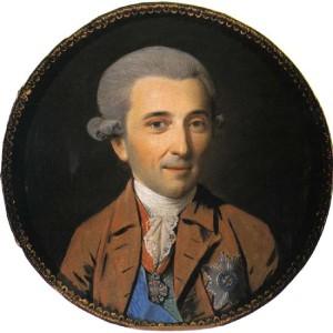 Князь Н.И. Салтыков, портрет Шмидта 1780-е гг.