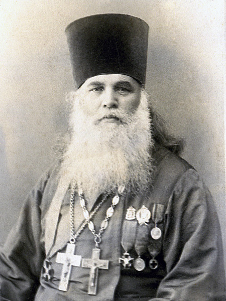 протоиерей Николай Флоринский