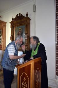 Исповедь, протоиерей Андрей Устюжанин