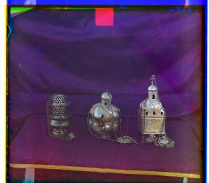 Кадила. Вклад в Троицкий собор Царя Михаила Феодоровича