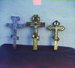 Кресты - дар Феодора, Кирилла и Царицы Наталии Нарышкиных