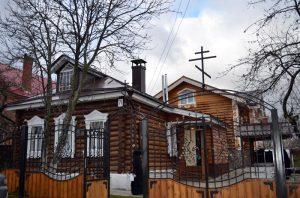 Дом-музей свят. Афанасия в Петушках