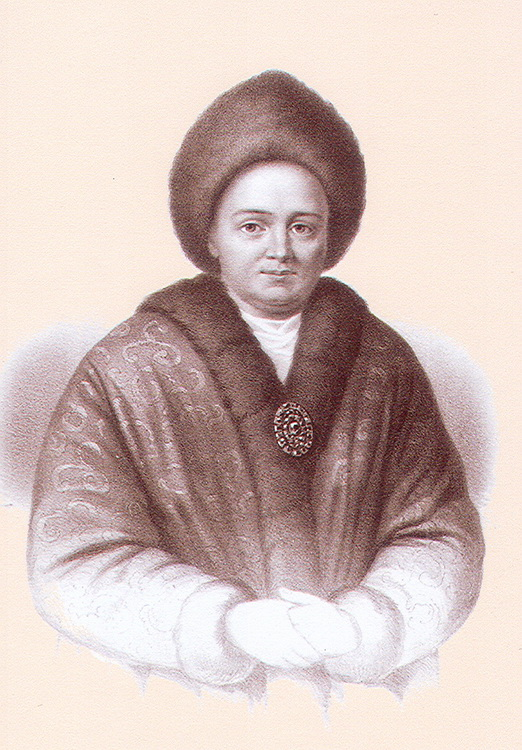 Царевна Марфа Алексеевна