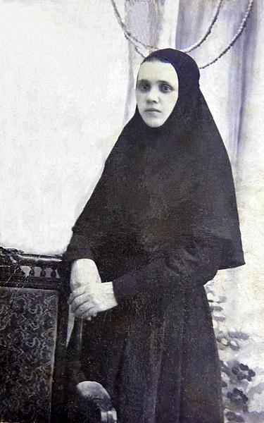 Монахиня Руфина (Клюева)