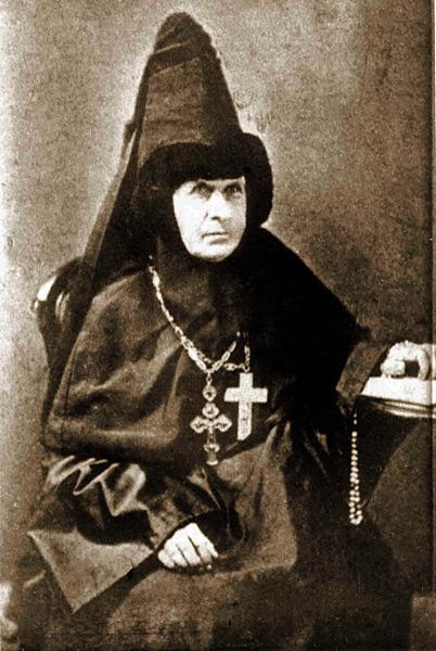 Игумения Елисавета (Лаврова)