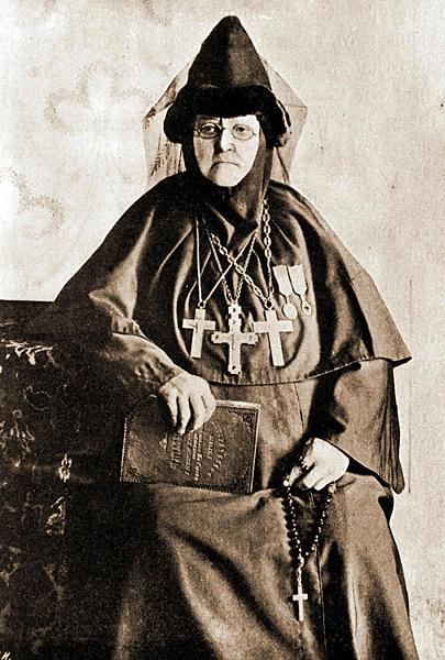 Игумения Евфрасия (Лихарева), 1913 г.