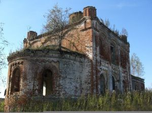 церковь села Никольское