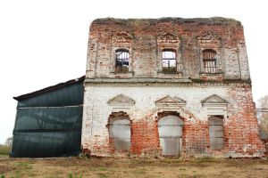 церковь села Полиносово