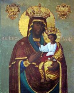 Черниговская икона из Гефсиманского скита