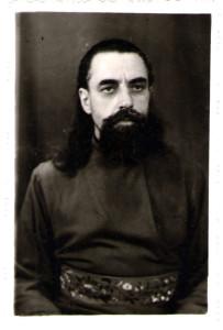 Диакон Сергий Зензивеев, ок. 1960 г.