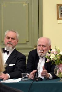 А.Б. Зубов и Г.В. Попов