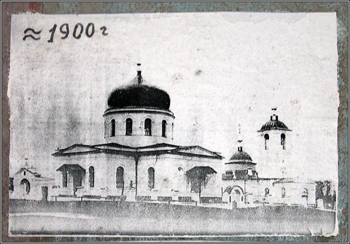 Гагино церковь