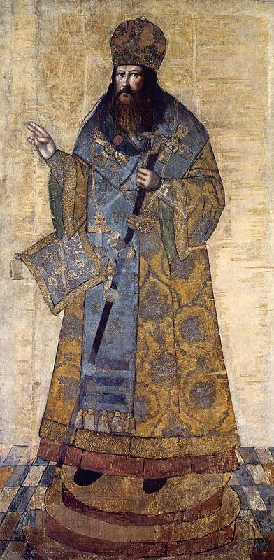 Патриарх Московский Никон