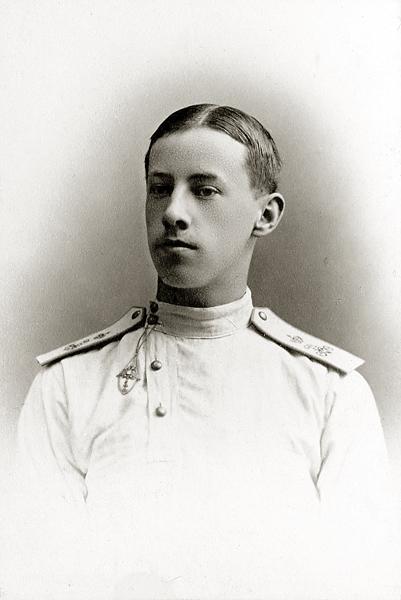 Иван Евгеньевич Андреев