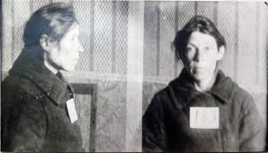 инокиня Екатерина Колгина фото из след. дела 1937 г.