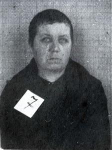 инокиня Домна Питерцева, фото из след. дела 1937 г.
