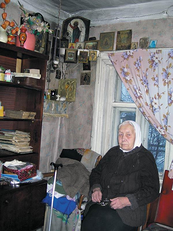 Маргарита Сергеевна Куликова, дочь о. Сергия