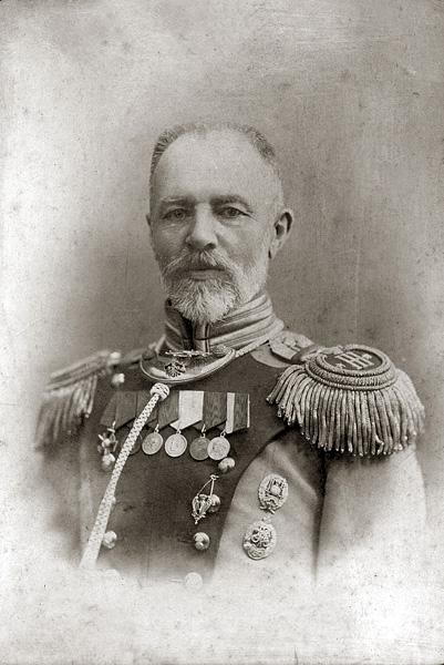 полковник Е.И. Андреев