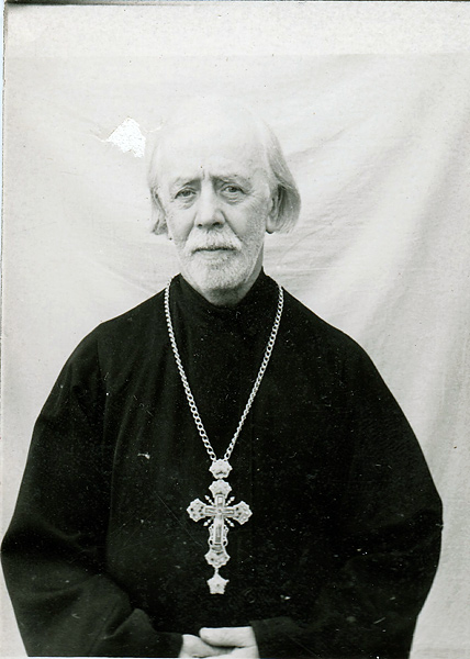 протоиерей Сергий Андреев