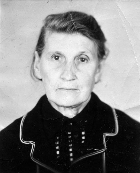 казначей Троицкого собора Елена Леонидовна Можарова