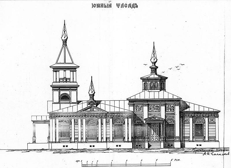 Проект-церкви-Крутец