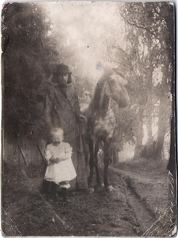 с-дочерью-Марией-1909
