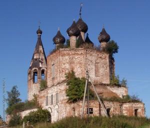 церковь Марьинское