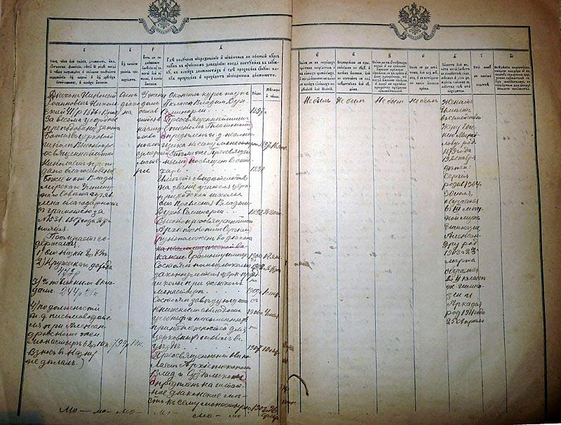 3-1-Послужной-список диакона Николая Ивановича Никольского