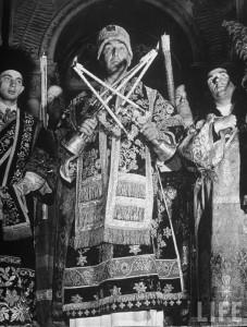 """обновленческий """"митрополит"""" Введенский"""