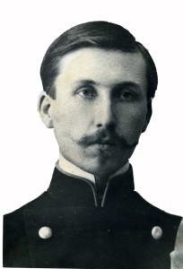 семинарист Агафангел Холуйский