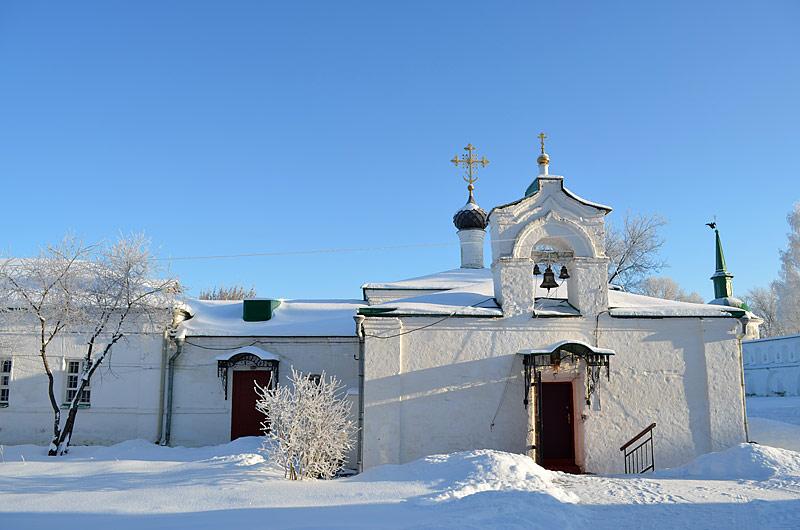 Сретенская-церковь
