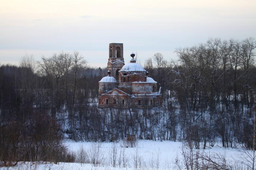 церковь с. Кинтаново