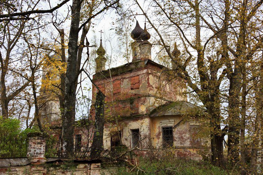 церковь с. Обнорского, фото И. Бесхлебнова с сайта sobory.ru