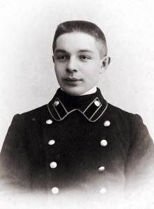 Шиповский Владимир, 1908 г. (фото из выпускного альбома, копия С.В.Тонышева)