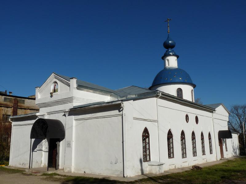 Боголюбская-церковь