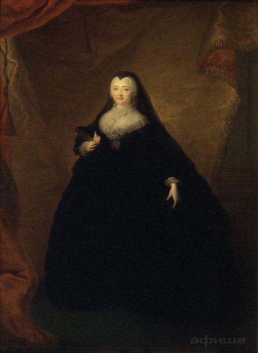 Императрица Елисавета-Петровна.-Портрет-Г.К.-Грота-1748-г