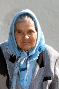 Мария Прокопьевна Матшина