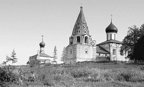 Троицкий Данилов монастырь г. Переславль Залесский