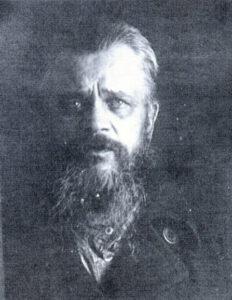 священник Владимир Рассудовский, фото из след. дела 1937