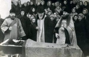 погребение-монахини-ок.-1959-г.