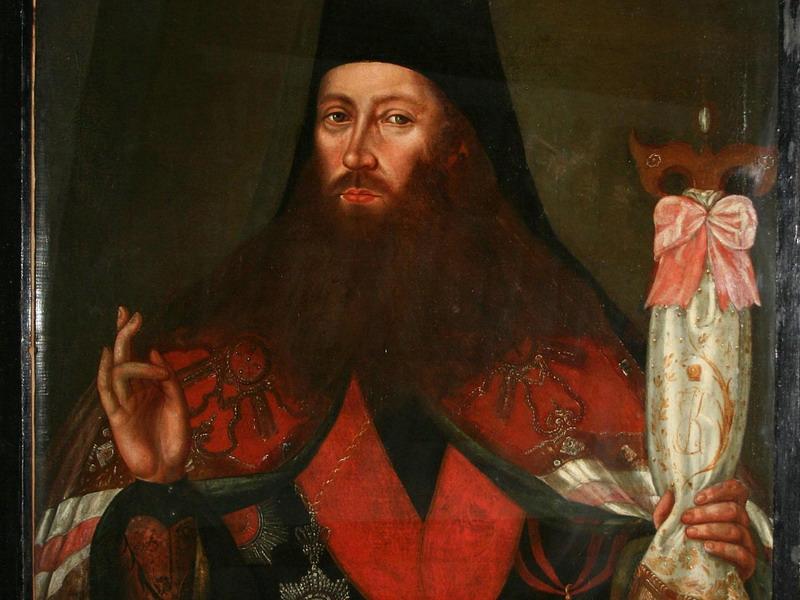 Архиепископ Ксенофонт (Троепольский), портрет из ВСМЗ